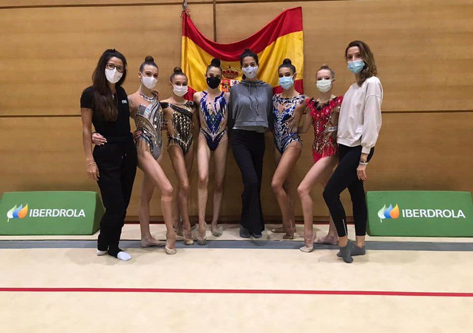 Alba Bautista y Lucía González suman 4 medallas en el II Torneo Internacional Online Moscú 2020 GR
