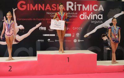 La Comunidad Valenciana suma 16 medallas en el Nacional Base Individual GR