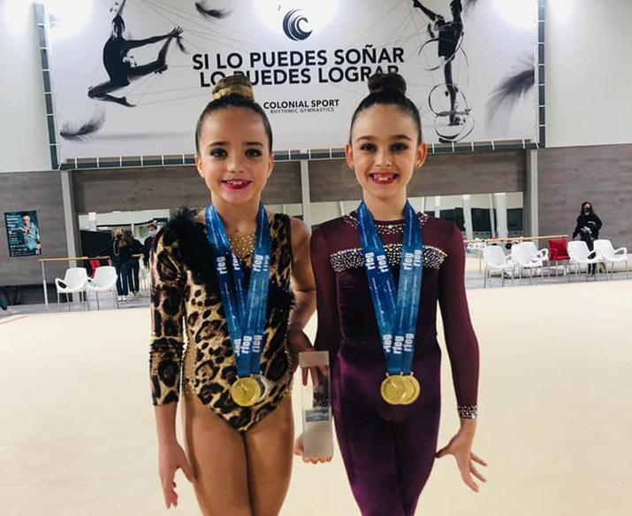 Las benjamines del CGR Alboraya se proclaman campeonas de España