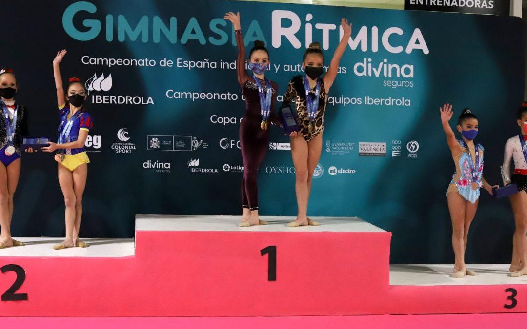 El Campeonato de España de equipos deja cuatro medallas a la Comunidad Valenciana