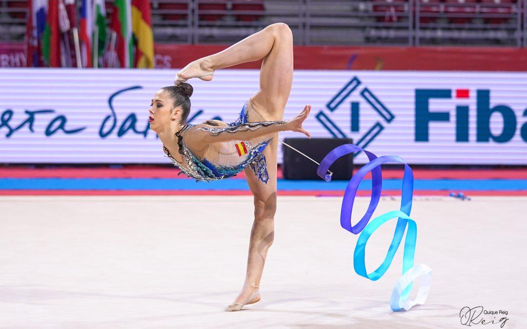 Polina Berezina mantiene sus opciones olímpicas tras la Copa del Mundo de Tashkent