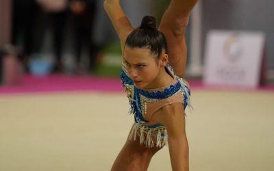 Gran representación valenciana en el listado de gimnastas RFEG de rítmica