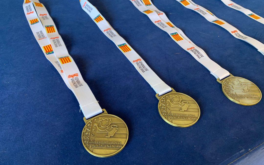 Finalizados los Jocs Esportius de Gimnasia