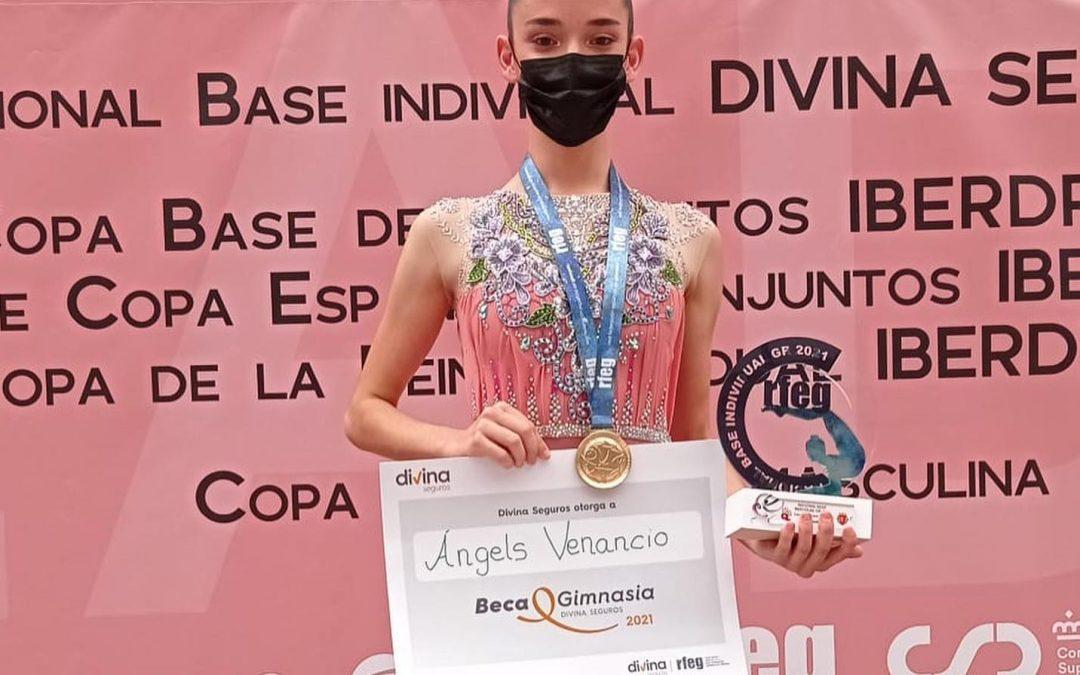 Seis valencianas se proclaman campeonas de España en el Nacional Base de rítmica