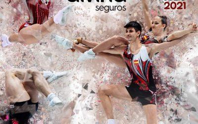 El Cabanyal acoge el Campeonato de España y Nacional Base de Aeróbica