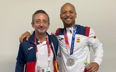 Fernando Síscar: «La medalla de plata significa la felicidad de Ray y todo el equipo»
